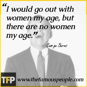 George Burns Biography