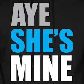 Design ~ Aye she's mine
