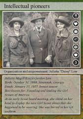 Juliette Low, 1860-1927