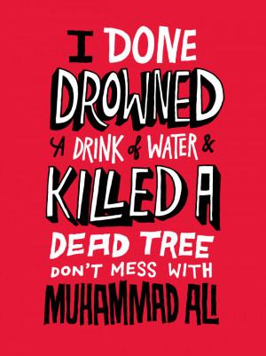 muhammad ali quote chris piascik