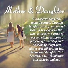 Sayings From Mother To Daughter On Wedding Day
