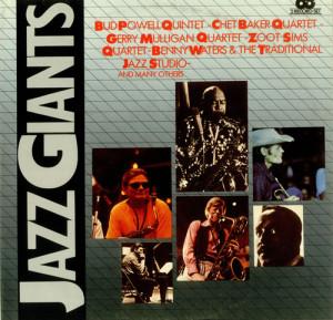Various-Jazz Jazz Giants ITA DOUBLE LP HJ8