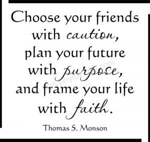LDS Prophet Quotes