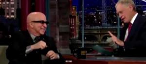 David Letterman Eugene Levy