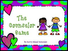 Meet the School Counselor ideas. I just purchased this on Teachers Pay ...