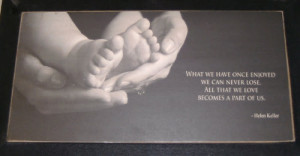 Unborn Baby Quotes To Daddy Dear sweet baby: a letter to