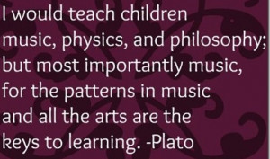 Plato quotes on education and learning