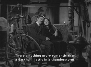 goth gothic the addams family