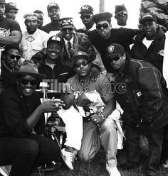 Fab-Five-Freddy, Digital Underground Tone-loc, MC Ren & Eazy E More