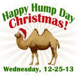 funny_christmas_camel_hump_day_greeting_cards.jpg?height=250&width=250 ...