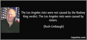Riots Rodney King Quotes