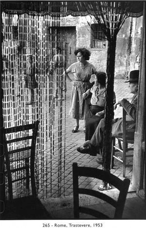 Henri Cartier Bresson Photographer who helped to establish