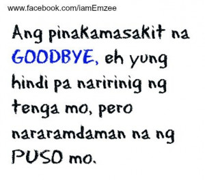 Goodbye Sad Quotes About Love : goodbye sad love quotes goodbye sad tagalog love quotes incoming ...