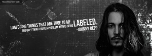 Johnny Depp Shirtless Smoking Johnny Depp Being Labeled Quote Johnny ...