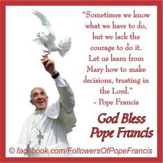 Pope Francis Quotes Pope francis quote