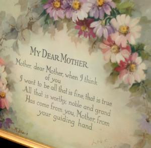 My Grandma Passed Away Poems
