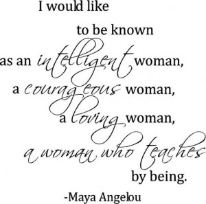 Posts related to Maya angelou quotes about mothers