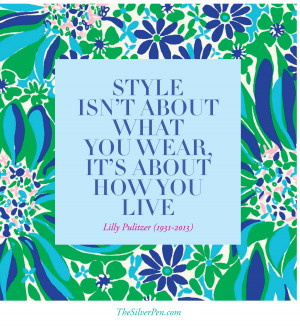... : Inspirational Picture Quotes About Life Tagged With: lilly pulitzer