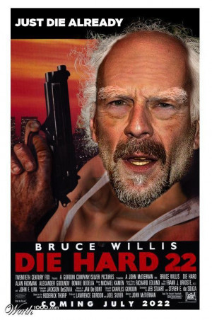 Die Hard 22 – Now at a theater near you!