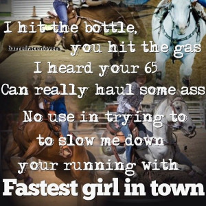 Barrel Racing, Girls Generation, Barrels Racers, Fastest Girls ...