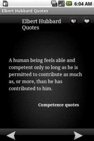 View bigger - Elbert Hubbard Quotes for Android screenshot