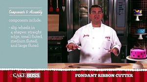 cake boss fondant recipe