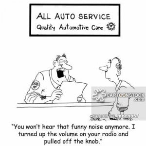 Auto Mechanic cartoons, Auto Mechanic cartoon, funny, Auto Mechanic ...