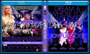 Joyful Noise blu-ray cover