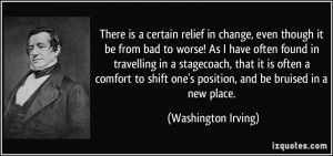 More Washington Irving Quotes