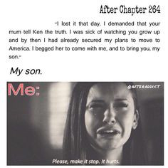 After Fanfiction Quotes After by imaginator1d anna