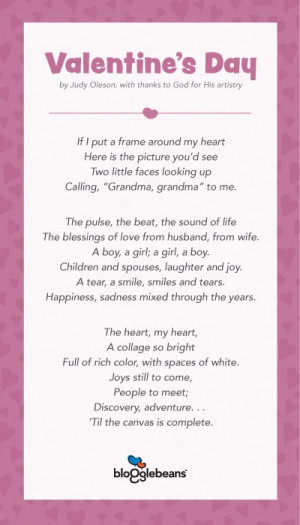 The Sweetest Valentine's Day Poem!