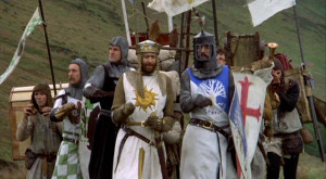"""Monty Python and the Holy Grail"""" Drinking Game"""