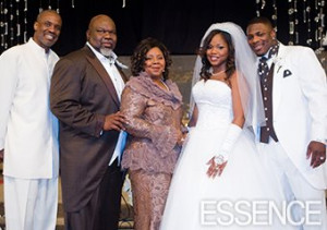 Bishop Jakes' Daughter Sarah Pens Letter About Ending Her Marriage ...