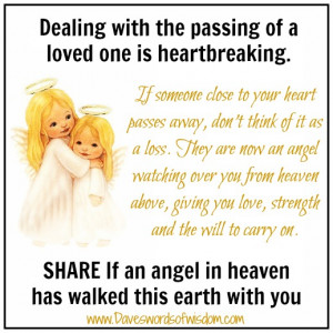 Dealing with the passing of a loved one is heartbreaking.
