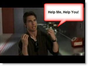"Help Us Help You"""