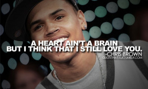 Chris Brown Quotes Facebook