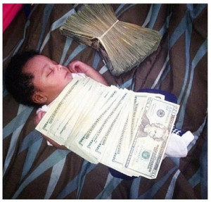 Fail funny baby wtf money ratchet