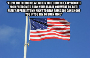 Love The Freedoms We Got In This Country