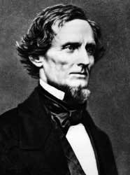 Jefferson Davis Quotes the Civil War