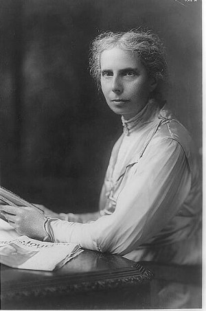 and later, her daughter Alice Stone Blackwell: