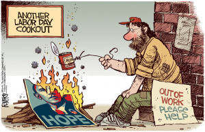Rick McKee / Augusta Chronicle (click to view more cartoons by McKee)