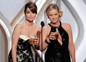 Rewatch Amy + Tina Own the Golden Globes