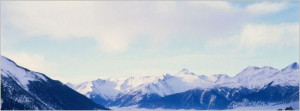 Snow Capped Mountain 1 Facebook Timeline Cover