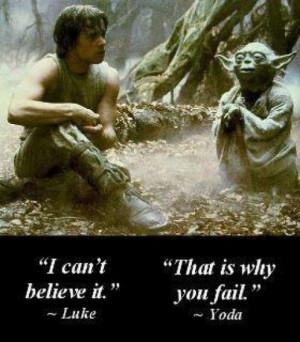 Yoda's Wisdom - cafenamaste.com