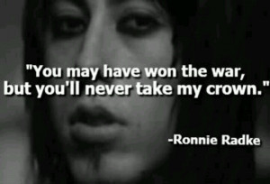 Ronnie Radke, Falling In Reverse (the pic is from the