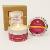 our new quote travel tin candles - quotes from zainab salbi, pema ...