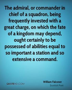 William Falconer Quotes