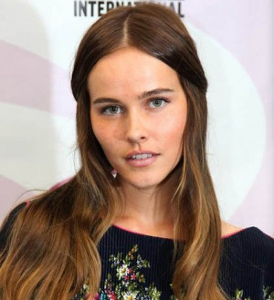 Isabel Lucas talks being vegetarian