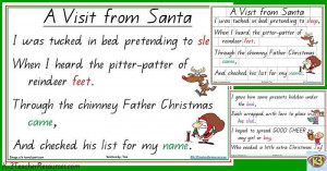 Christmas Poems That Rhyme Christmas poem
