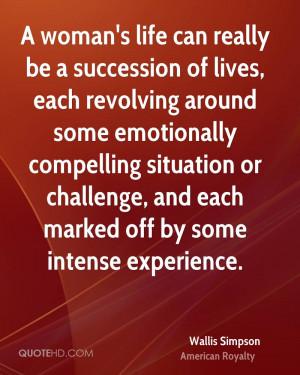 Wallis Simpson Life Quotes